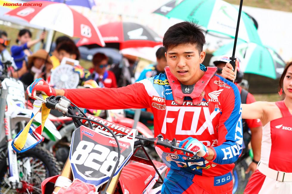 2018全日本モトクロス選手権第6戦